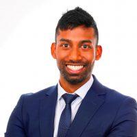 Dr Trishin Seetharam in Parramatta
