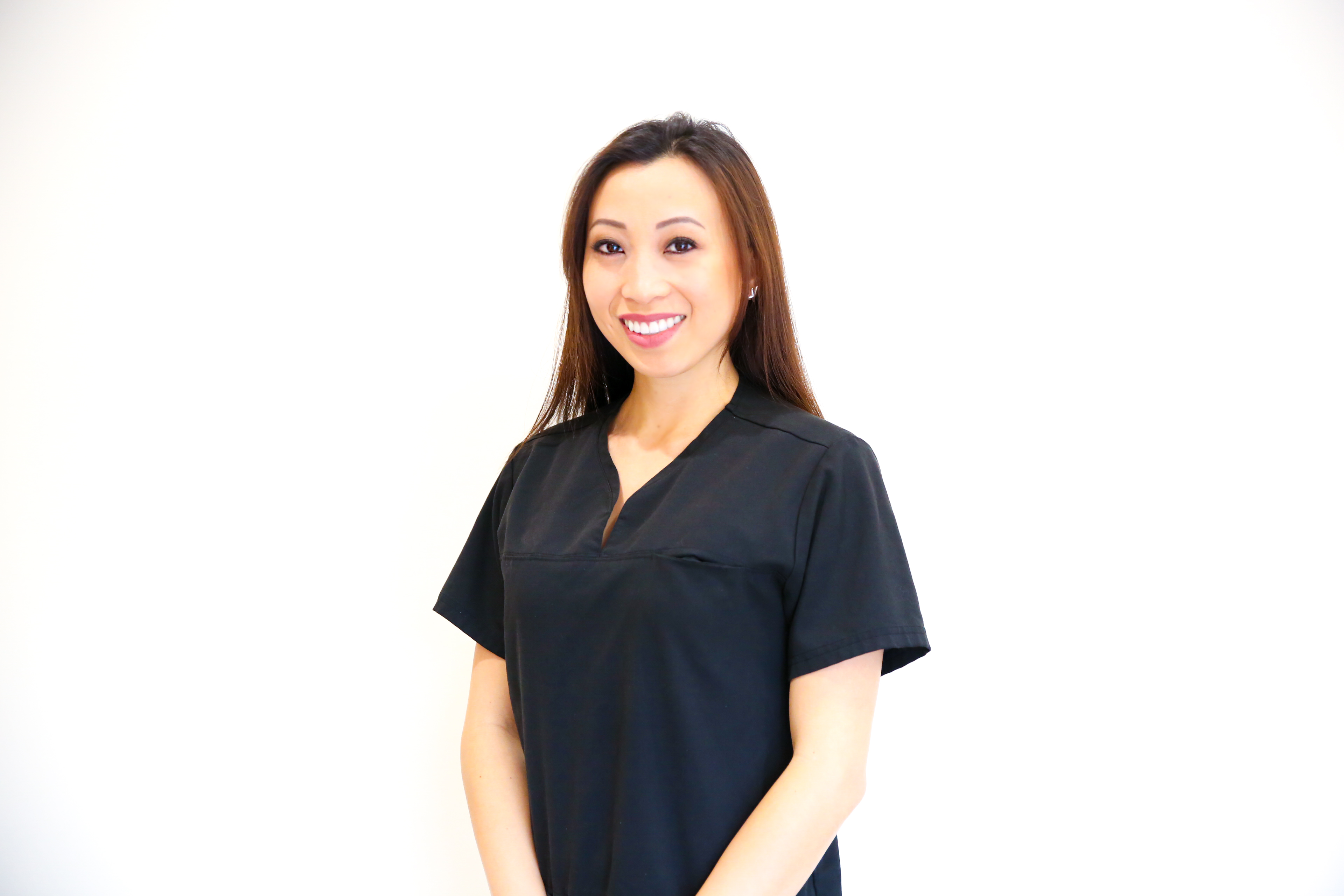 Dr Cassandra Wee in cosmetic dentist Sydney