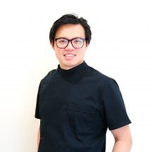 Dr Vincent Cheung for cosmetic dentist in Sydney