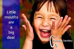 We are the best in handling your child's dental needs.